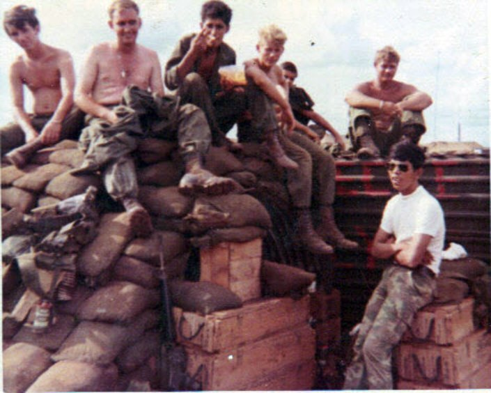Charlie Troop Blues My Vietnam Experience
