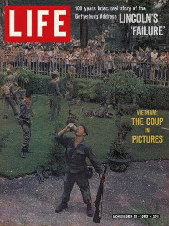 LIFE Covers: The Vietnam War (3/6)