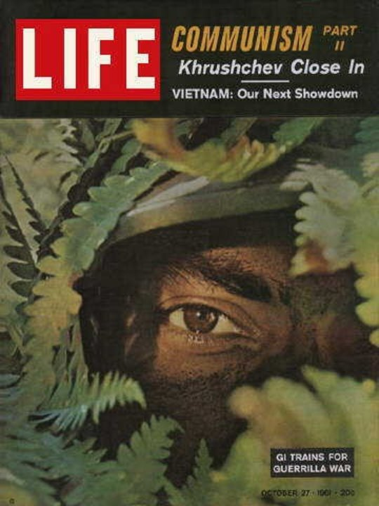 LIFE Covers: The Vietnam War (1/6)