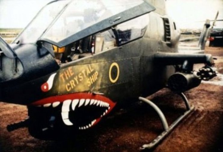 Vietnam Nose Art (2/6)