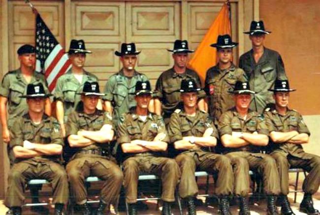 Stetson Cavalry Hat  7cd0cabb92e