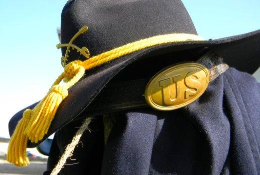 Stetson Cavalry Hat (1/6)