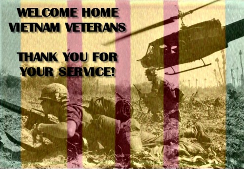 welcome home vietnam vets