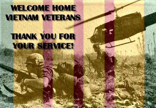 welcome home vietnam vets