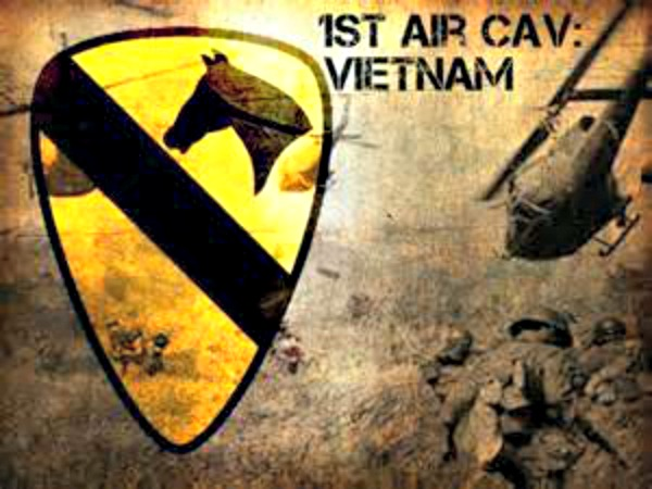 1st Air Cavalry in Vietnam (1/4)