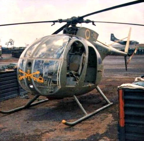 Helicopters in the Vietnam War (2/4)